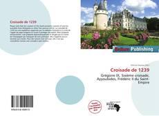 Buchcover von Croisade de 1239