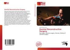 Capa do livro de Genital Reconstructive Surgery