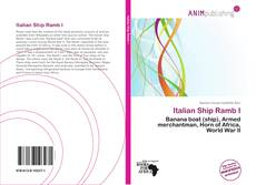 Bookcover of Italian Ship Ramb I