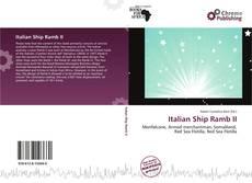 Copertina di Italian Ship Ramb II