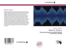 Buchcover von Martin Stokes