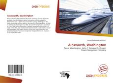 Bookcover of Ainsworth, Washington