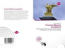 Borítókép a  François Masson (sculpteur) - hoz