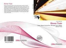 Capa do livro de Dinner Train