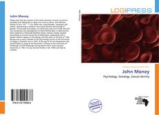 Bookcover of John Money