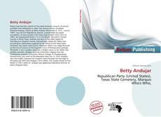 Capa do livro de Betty Andujar