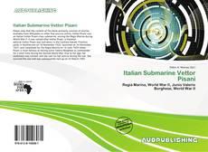 Buchcover von Italian Submarine Vettor Pisani