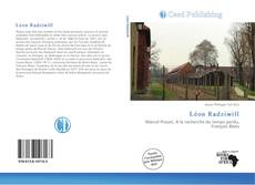 Portada del libro de Léon Radziwill