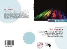 Bookcover of ISO 3166-2:CS
