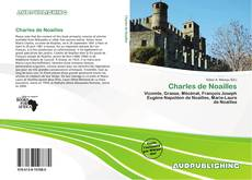 Bookcover of Charles de Noailles