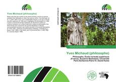 Bookcover of Yves Michaud (philosophe)
