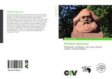 Herbert Spencer的封面