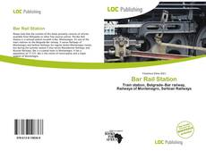 Bookcover of Bar Rail Station