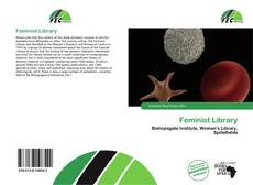 Bookcover of Feminist Library