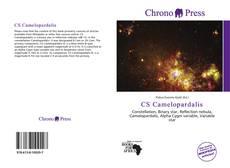 CS Camelopardalis kitap kapağı