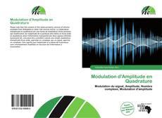 Bookcover of Modulation d'Amplitude en Quadrature