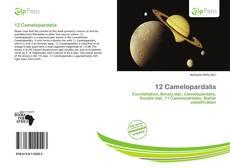 12 Camelopardalis kitap kapağı