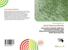 Bookcover of José Valencia Murillo