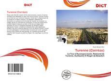 Capa do livro de Turenne (Corrèze)