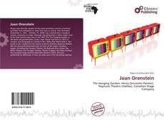 Joan Orenstein kitap kapağı