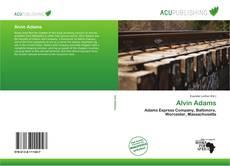 Bookcover of Alvin Adams