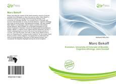 Capa do livro de Marc Bekoff