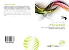 Обложка IV Corps (India)