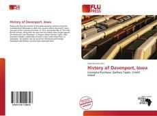 Copertina di History of Davenport, Iowa