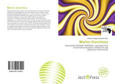 Capa do livro de Marlon Ganchozo