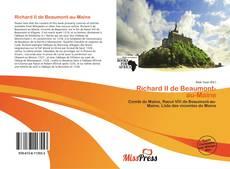 Bookcover of Richard II de Beaumont-au-Maine