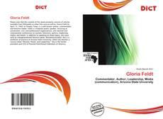 Bookcover of Gloria Feldt