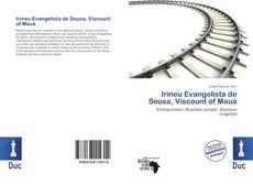 Buchcover von Irineu Evangelista de Sousa, Viscount of Mauá