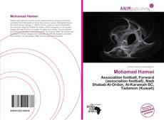 Capa do livro de Mohamad Hamwi