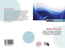 Danilo Mainardi的封面