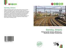 Copertina di Gormley, Ontario
