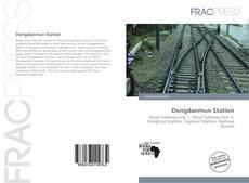 Bookcover of Dongdaemun Station