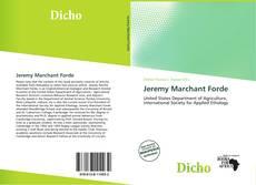 Capa do livro de Jeremy Marchant Forde