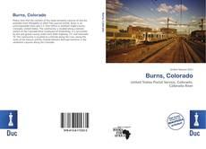 Borítókép a  Burns, Colorado - hoz
