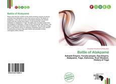 Battle of Atakpamé的封面