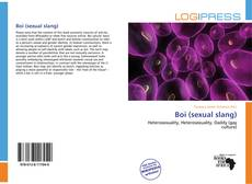 Bookcover of Boi (sexual slang)