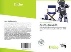 Обложка Ann Wedgeworth