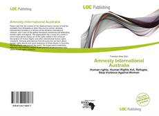 Bookcover of Amnesty International Australia
