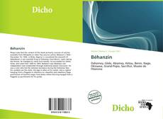 Buchcover von Béhanzin