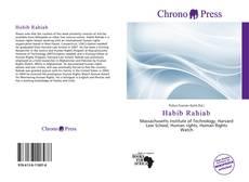 Copertina di Habib Rahiab