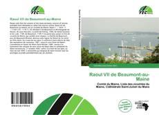 Bookcover of Raoul VII de Beaumont-au-Maine