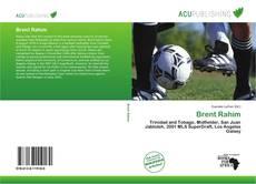 Bookcover of Brent Rahim