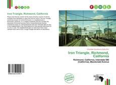 Iron Triangle, Richmond, California的封面