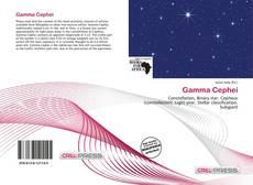 Bookcover of Gamma Cephei