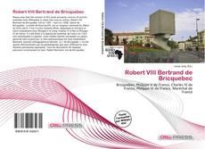 Buchcover von Robert VIII Bertrand de Bricquebec