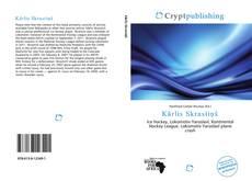 Capa do livro de Kārlis Skrastiņš